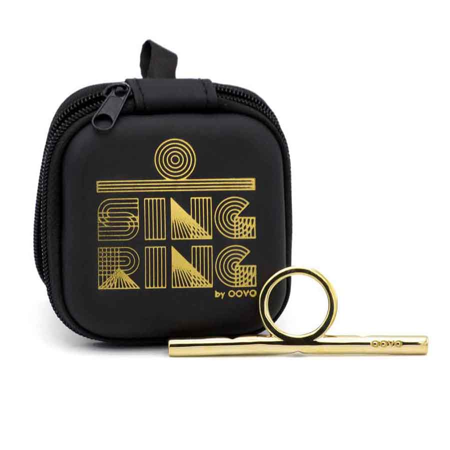 Sing Ring with Case